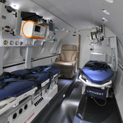 Get Chartered Air Ambulance Services in Raipur by Medilift