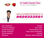 Welcome to Sri Sakthi Dental Clinic.
