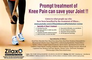 Prompt treatment of knee pain can save your joint