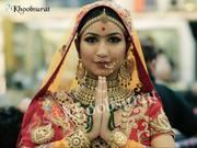 Bridal Makeup Artist in Delhi,  Bridal Makeup Cost in Delhi