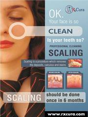 Dental Scaling and Polishing in India