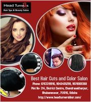 Best Hair Cuts and Color Salon in Bhubaneswar