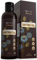 POSITIVE Kalonji Oil for Hair Growth & Overall Wellness | Black Seed