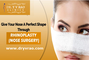 Cosmetic and Plastic Surgeon in Hyderabad | Dr Y V rao Clinics