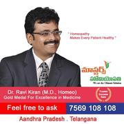 homeopathy clinics guntur