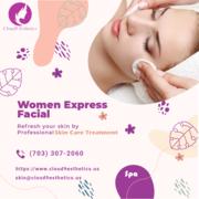 Effective Skin Care Spa Facial Treatment: Cloud9 Esthetics Spa Service