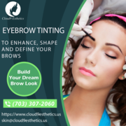 Best Eyebrow Tinting Services in Fairfax | EyeLash Tinting Manassas