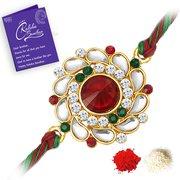 Buy Rakhi Delivery in Hyderabad - MyFlowerTree